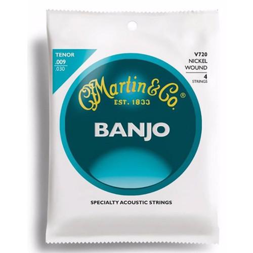 Martin V720 Vega 4-String Tenor Banjo Strings