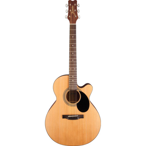 Jasmine by Takamine S34C NEX Grand Orchestra Acoustic Guitar, Natural (S34C)