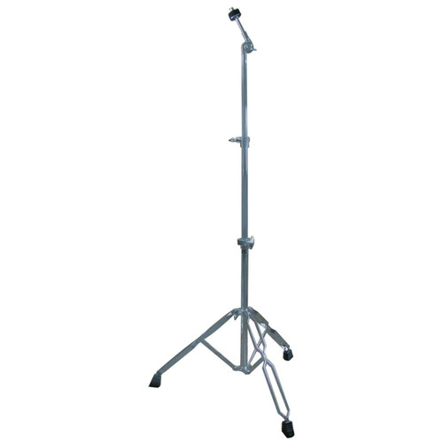 GP Percussion CSC1018 Professional Heavy-Duty Double-Braced Cymbal Stand