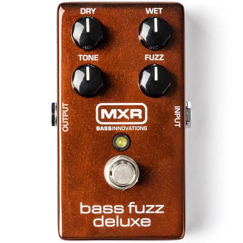 MXR M84 Bass Fuzz Deluxe Effects Pedal