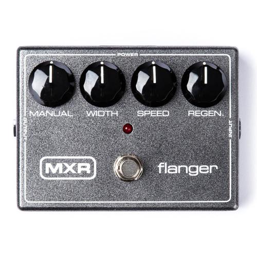 Dunlop MXR M117R Flanger Guitar Effects Pedal