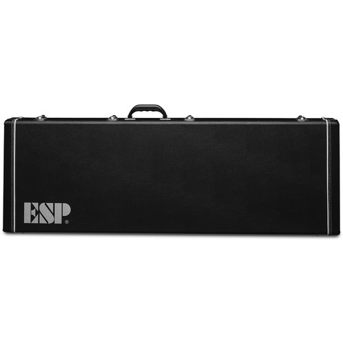 ESP Form Fit Hard Shell Case for F Series Electric Bass Models, CFBASSFF