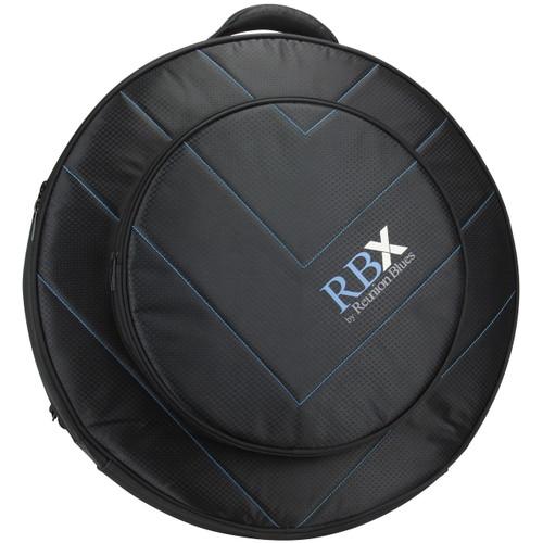 "Reunion Blues RBX-CM22 RBX Lightweight Ultra-Padded 22"" Cymbal Bag, Black"