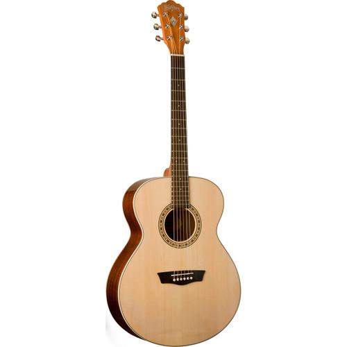 Washburn Harvest Series WG7S Grand Auditorium Solid Top Acoustic Guitar