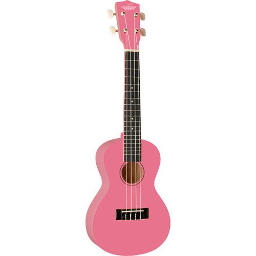 Oscar Schmidt OU1CP Concert Size Ukulele, Pink