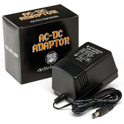 Electro-Harmonix EHX US9.6DC-200 AD-DC Adapter Effects Pedal Power Supply