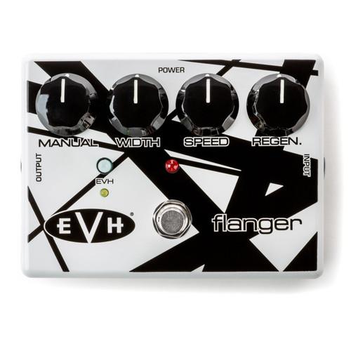 Dunlop MXR EVH117 Eddie Van Halen Signature Flanger Guitar Effects Pedal (EVH117)