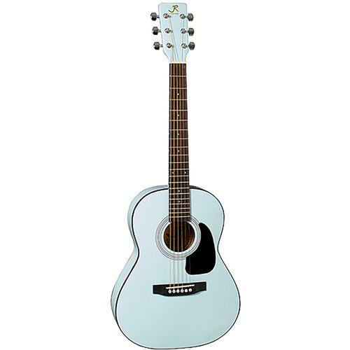 J Reynolds JR14PB 36-Inch Acoustic Guitar, 3/4 Size, Powder Blue