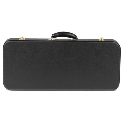 Guardian CG-046-MF Deluxe Archtop Hardshell F-Style Mandolin Case, Black