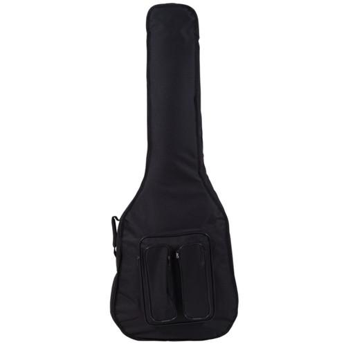 Guardian CG-400-AB DuraGuard Deluxe Acoustic Bass Guitar Gig Bag, Black