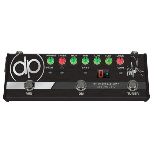 Tech 21 dUg Pinnick DP-3X Signature Bass Pre-Amp & Distortion Pedal