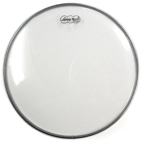 "Ludwig C1113 Weather Master 13"" Clear Extra-Thin Resonant Side Snare Drum Head"