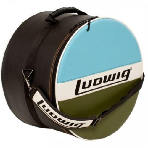 "Ludwig LX14BO Atlas Classic Heirloom Floor Tom Bag, 14""x14"""