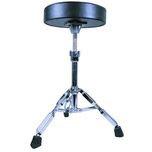 GP Percussion DT82 Heavy-Duty Double Braced Drum Throne