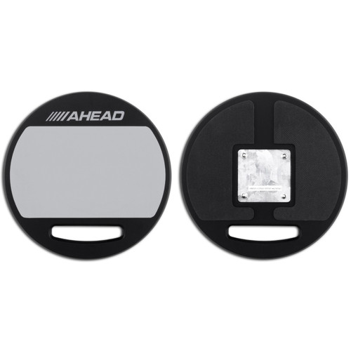 "Ahead AHPZM 10"" Snare Practice Pad with Snare Sound"