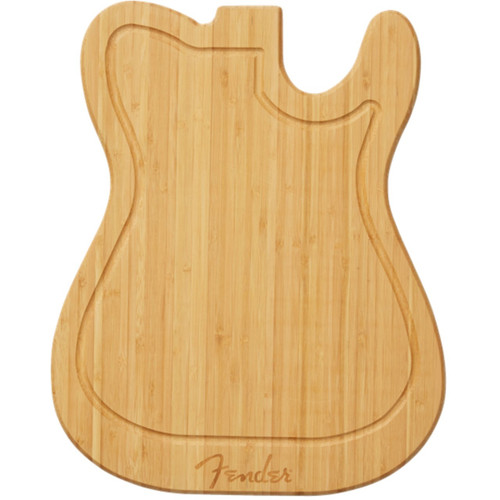 Fender Telecaster Bamboo Cutting Board (009-4033-000)