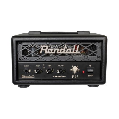 Randall RD1H Diavlo Series 1 Watt Tube Guitar Amplifier Head