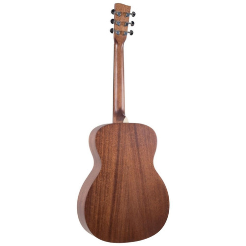 Recording King RO-M9M All Solid 000-Style Acoustic Guitar, Natural
