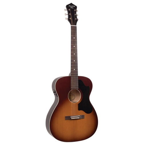 Recording King ROS-9-FE5-TS Dirty 30's 000-Style Acoustic Electric Guitar