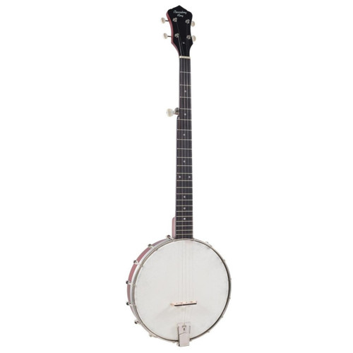 Recording King RKOH-05E Dirty 30's Open Back Acoustic Electric Banjo