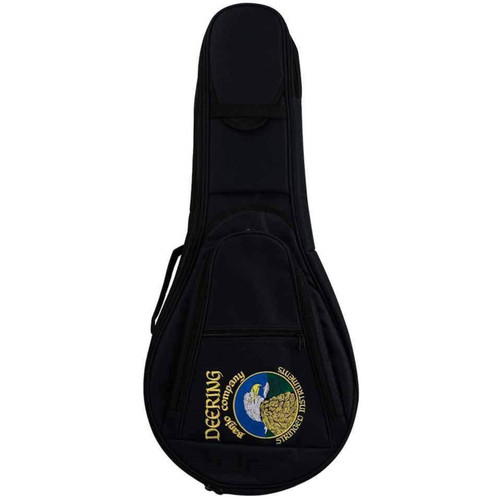 Deering Vintage Eagle Tenor Banjo Gig Bag, Black (GDT-BAG-TB)