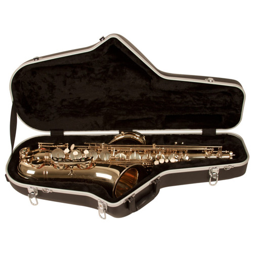Guardian CW-041-ST ABS Hardshell Case for Tenor Saxophone, Black