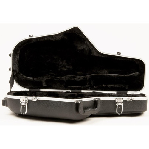 Guardian CW-041-SA ABS Shaped Hardshell Case for Alto Saxophone, Black