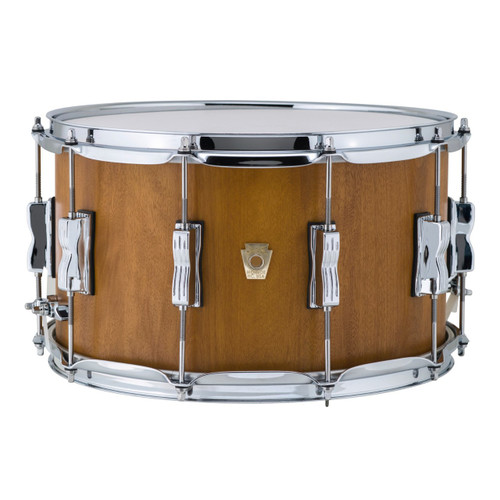 """Ludwig LKS784XXCH Limited Edition 8""""x 14"""" Standard Maple Snare Drum, Mojave Cherry Finish"""