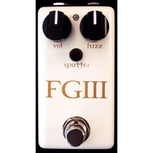 Red Witch Fuzz God III Guitar Effects Fuzz Pedal
