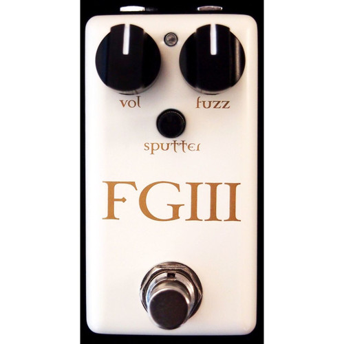 Red Witch Fuzz God III Guitar Effects Fuzz Pedal