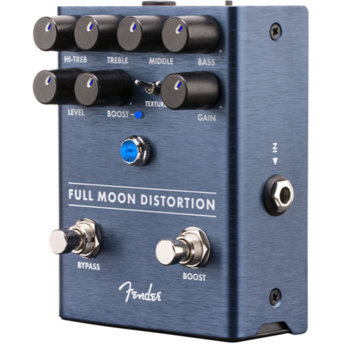 Fender Full Moon Distortion Guitar Effects Pedal