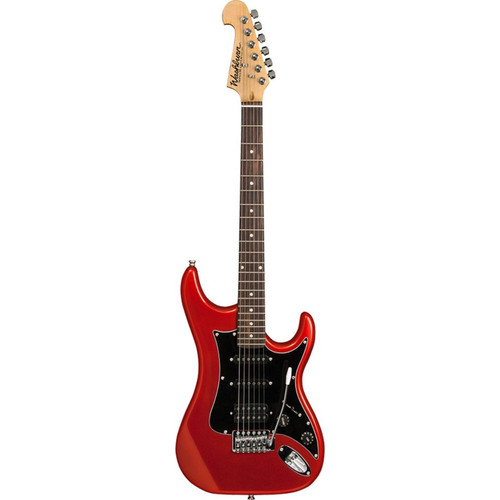 Washburn Sonamaster S2H Solid Body Electric Guitar, Metallic Red