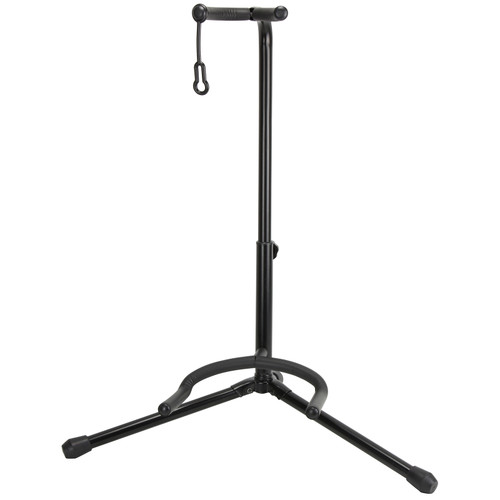 Strukture SGS3 Collapsible Tripod Instrument and Guitar Stand, Black
