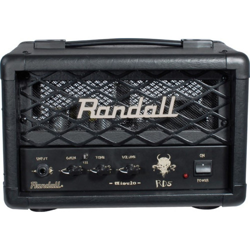 Randall RD5H Diavlo Series  5-Watt Tube Guitar Amplifier Head