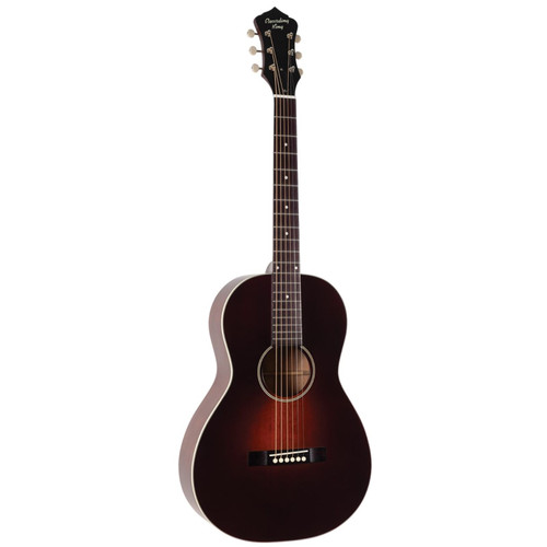 Recording King RPS-11-FE3-TBR Series 11 Single 0 Acoustic Electric Guitar