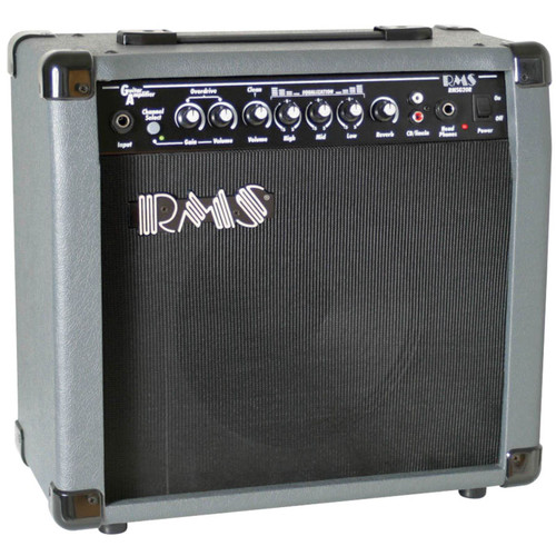 """RMS G20R Guitar Combo Amplifier, 20-Watt with 8"""" Speaker and Reverb"""