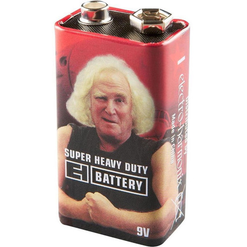 Electro-Harmonix EHX9V Vintage Style 9V Battery