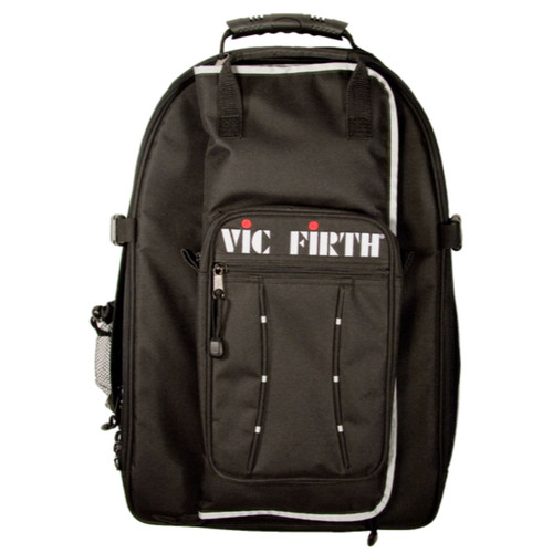 Vic Firth VICPACK Drummer's Backpack, Black