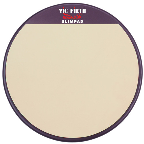 Vic Firth HHPSL Heavy Hitter Slim Pad Marching Snare Drum Practice Pad