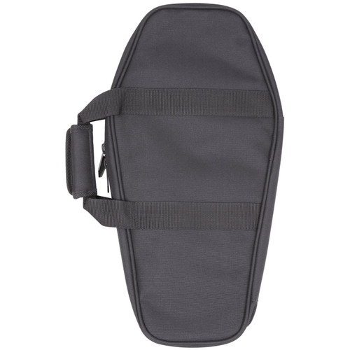 Coffin CF-SB1 Coffin Shaped Drum Stick Bag, Black