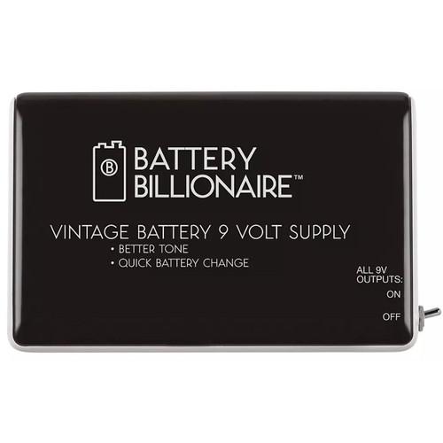 Danelectro BAT-1 Billionaire Battery Effects Pedal Power Supply