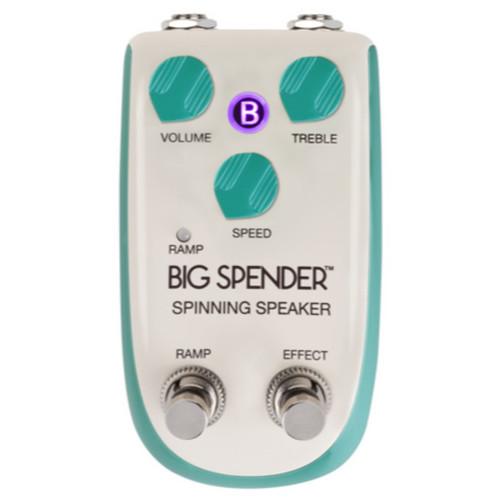 Danelectro BK-1 Billionaire Big Spender Spinning Speaker Effects Pedal