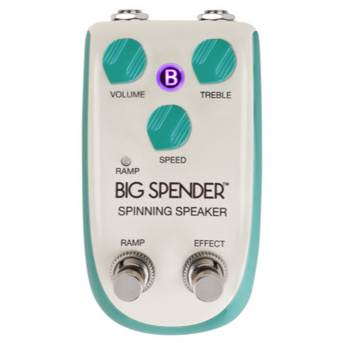 Danelectro BK-1 Billionaire Big Spender Spinning Speaker Effects Pedal