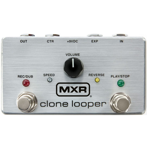Dunlop MXR M303 Clone Looper Guitar Effects Pedal (M303)