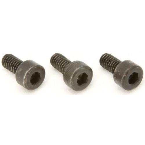 Floyd Rose FRNCSBP Original Nut Clamping Screw, Black, Set of 3 (FRNCSBP)