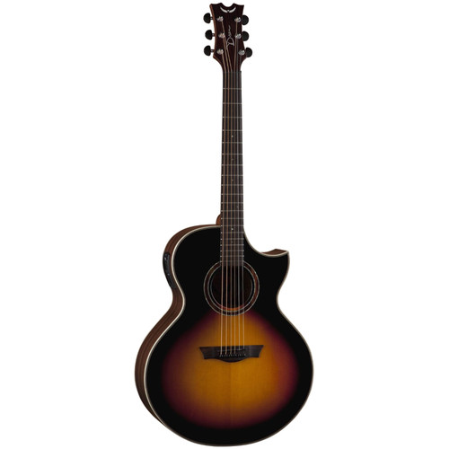 Dean NSFC TSB Natural Series 6-String Acoustic Electric Guitar, Tobacco Sunburst (NSFC TSB)