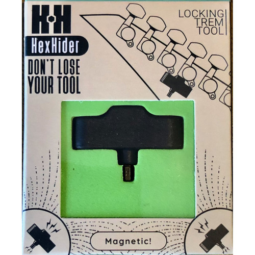 HexHider 3mm Magnetic Allen Wrench for Floyd Rose Tremolo Systems (HH3B1P)