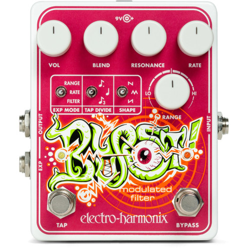 Electro-Harmonix Blurst Modulated Filter Effects Pedal (BLURST)