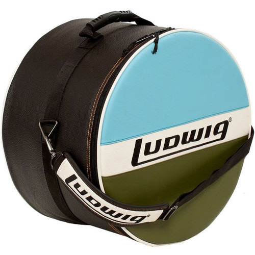 "Ludwig LX18BO Atlas Classic Heirloom Floor Tom Bag, 16""x 18"" (LX18BO)"