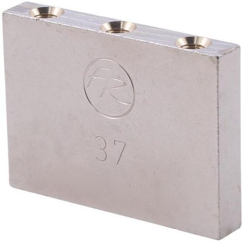 Floyd Rose FROTB37P Original Series 37mm Sustain Block, Nickel Plated Brass (FROTB37P)